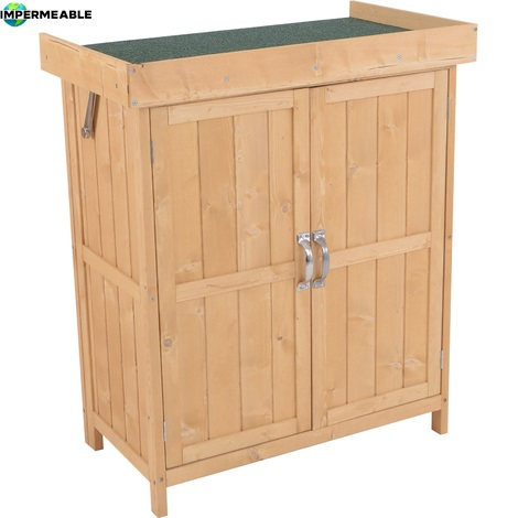 armario exterior impermeable