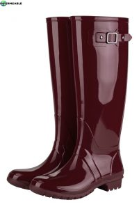 botas de lluvia mujer