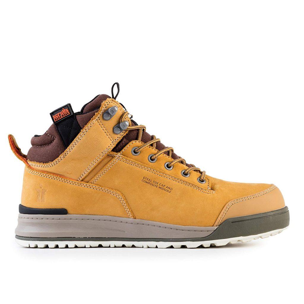 calzado impermeable hombre