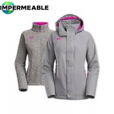 comprar chamarra impermeable mujer