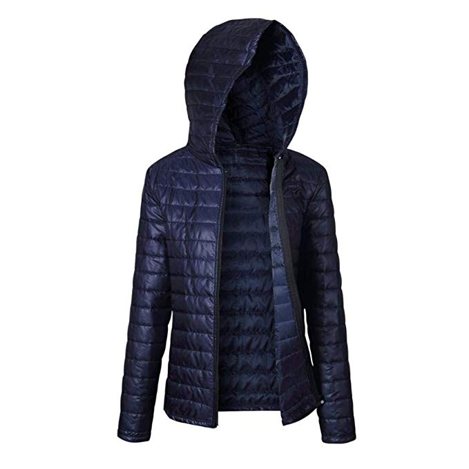 chamarra impermeable mujer