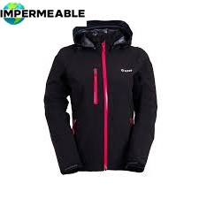 chaqueta ligera impermeable mujer