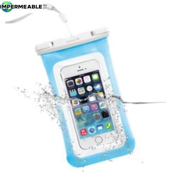 funda impermeable para celular