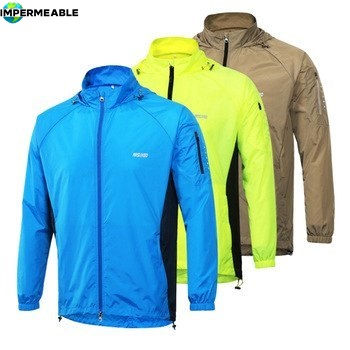 impermeable ciclismo hombre
