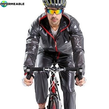 maillot impermeable ciclismo