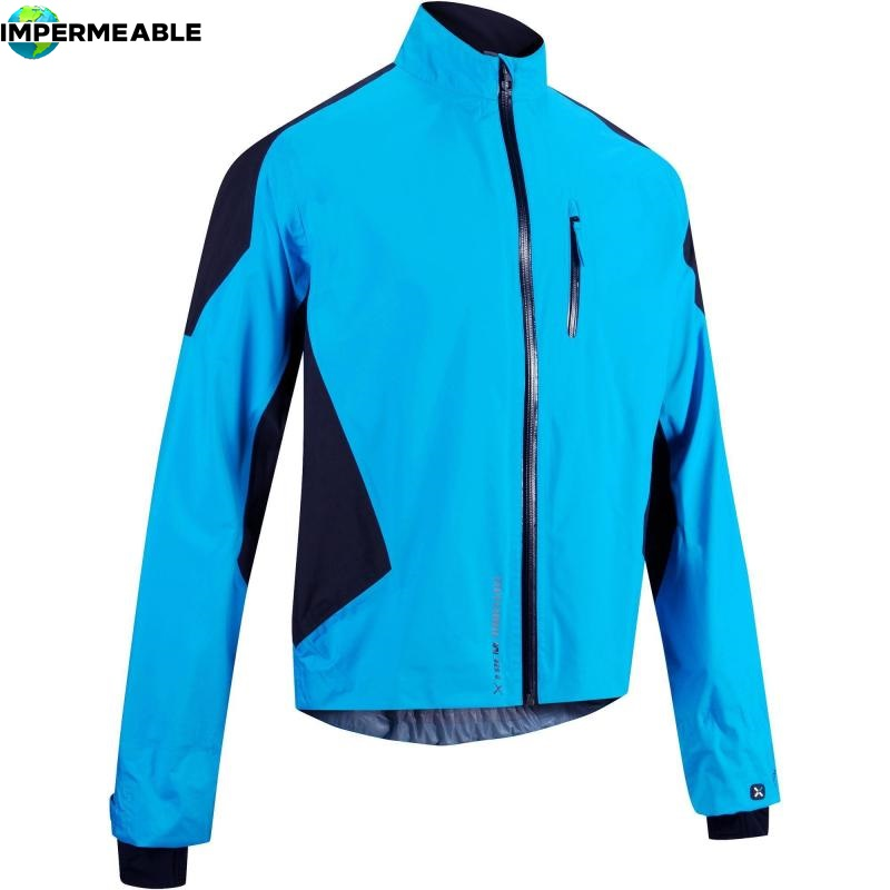ropa impermeable ciclismo