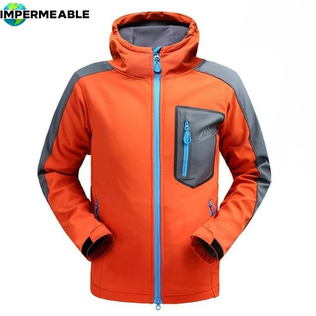 impermeable trekking mujer