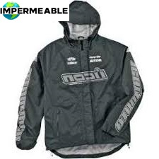 impermeable moto mujer