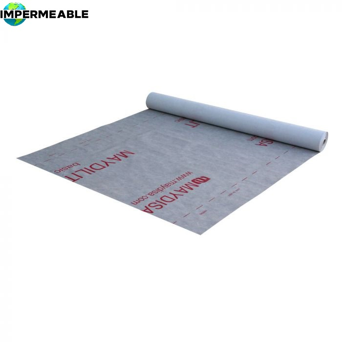 colocacion lamina impermeable transpirable
