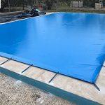 comprar lona impermeable piscina