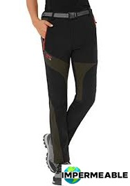 cubre pantalon impermeable mujer