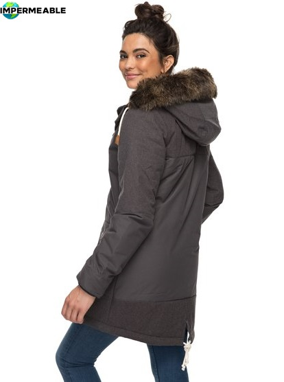 parkas impermeables mujer