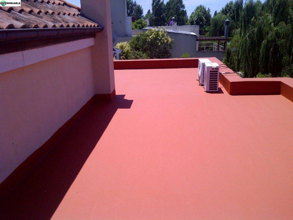 pintura impermeabilizante para techos