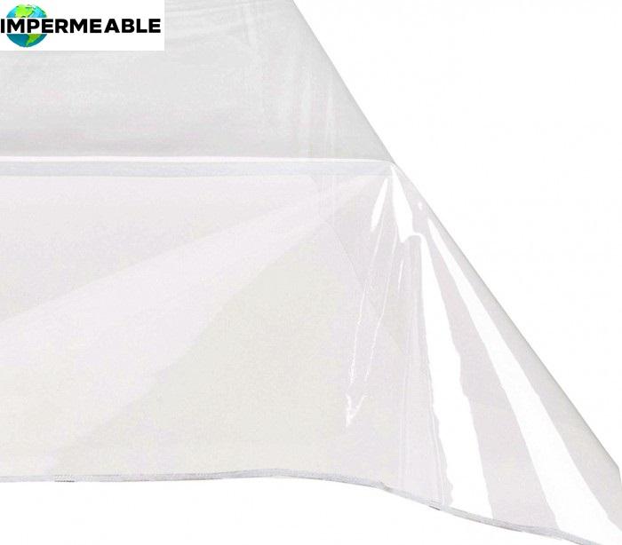 comprar plastico impermeable transparente