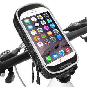 soporte movil bicicleta impermeable