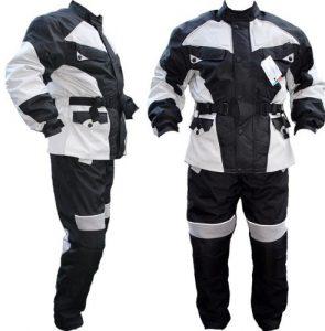 traje impermeable moto