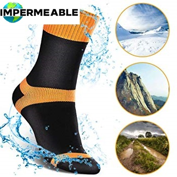 calcetines impermeables trail running