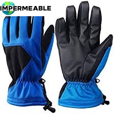 Comprar guantes impermeables hombre
