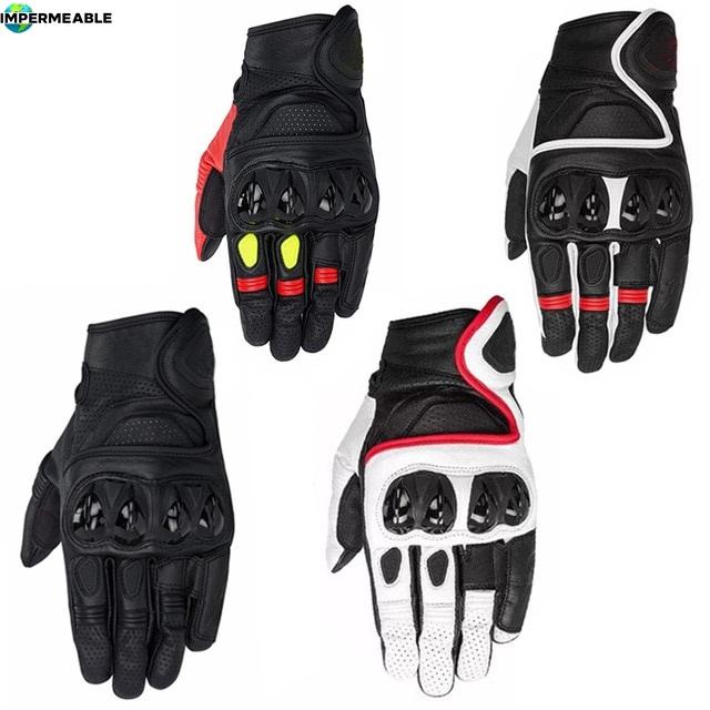 Comprar los mejores guantes impermeables para moto