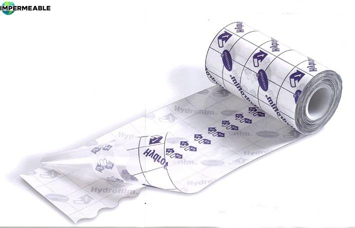 aposito plastico impermeable