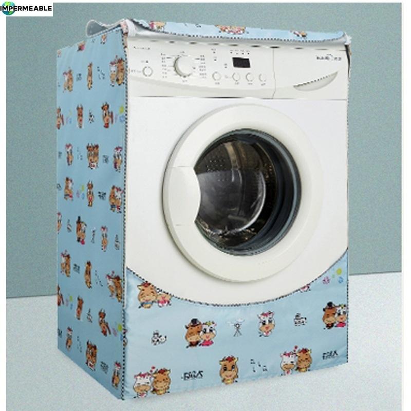 funda impermeable lavadora carga superior