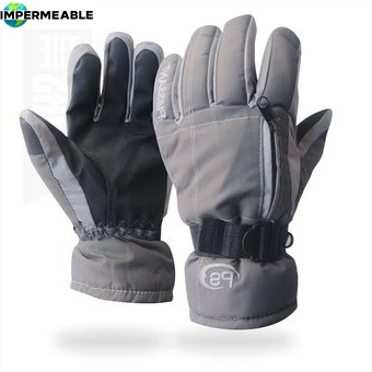 guantes impermeables nieve