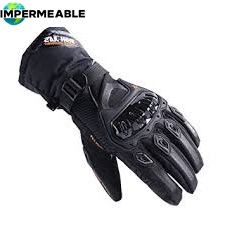 guantes impermeables para moto